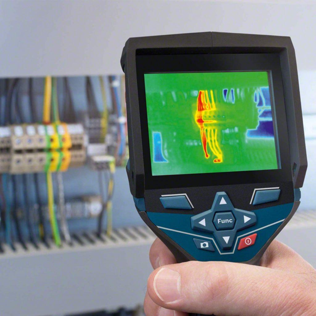 camara termografica precio